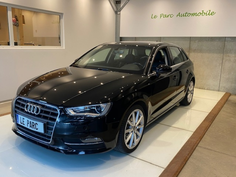 AUDI A3 Sportback 2.0 TDI 150 ch FAP Ambition Luxe S tronic 6
