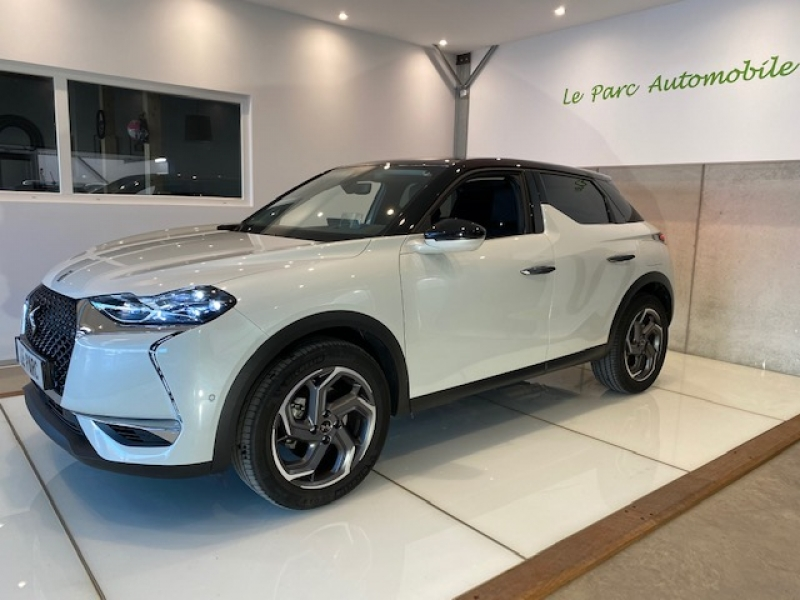 voiture occasion belfort, DS 3 Crossback PureTech 130 ch Grand Chic Automatique