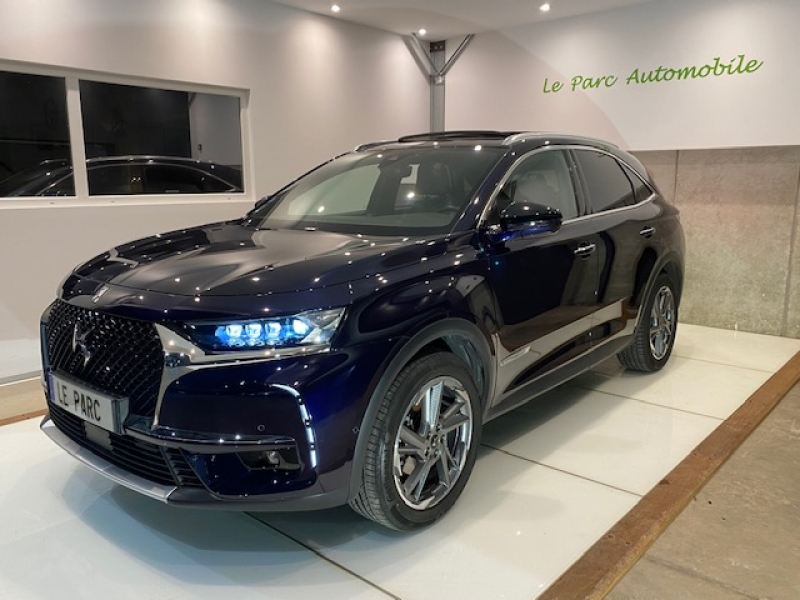 voiture occasion belfort, DS 7 Crossback PureTech 180 ch Grand Chic Automatique