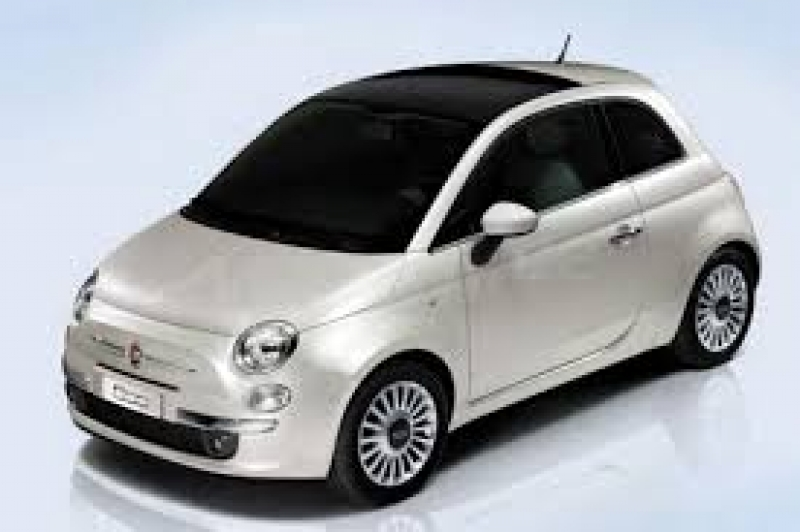 voiture occasion belfort, FIAT 500 0.9 8v TwinAir 85ch S&S Lounge