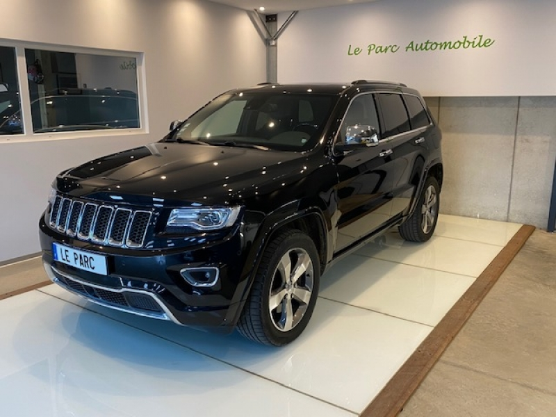 JEEP Grand Cherokee 3.0 V6 CRD 250 ch Overland BVA8