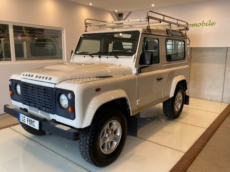 voiture occasion belfort, LAND-ROVER Defender 90 2.4 TD