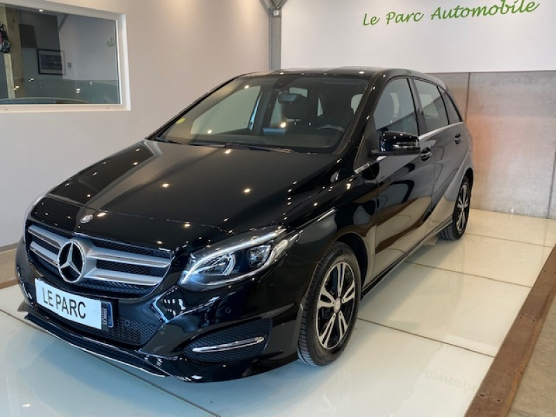 voiture occasion belfort, MERCEDES-BENZ Classe B 200 d 136 ch Business Edition