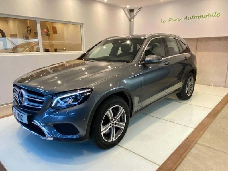 voiture occasion belfort, MERCEDES-BENZ GLC 250 211ch Executive 4Matic 9G-Tronic