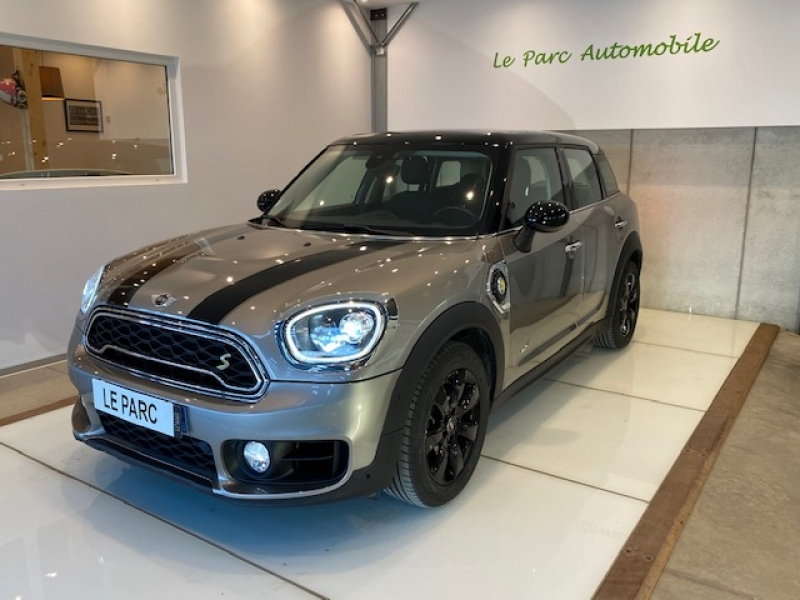 voiture occasion belfort, MINI Countryman Cooper SE 136ch + 88ch ALL4 BVA