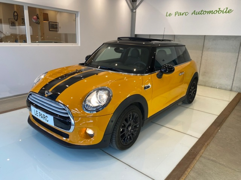 voiture occasion belfort, Mini Cooper 136ch Pack Chili BVA